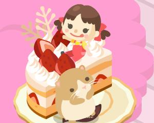 なにがなんでもケーキ