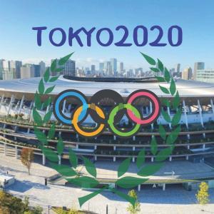 オリンピック開催日は~