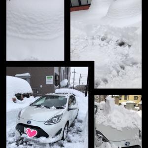 2021 雪の金沢
