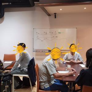 奥義編コミュニティのお茶会