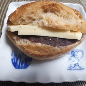 やっぱり、あんバターフランスを求める@LA MYSTERE