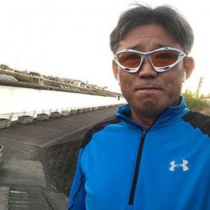 3連休の最後も走ろう!!