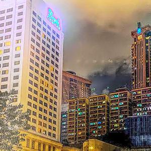 年末年始マレーシア旅行2019-2020その23@アロー通りでプーパッポンカリーを食べる