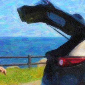 九州法事旅行2020夏その5@呼子の加部島~きらら乃湯でラドンとイカを