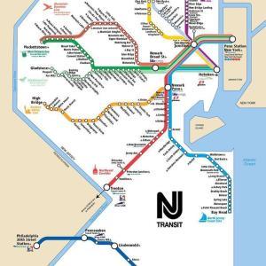 幻の路線? NJトランジットMeadowlands線に乗ってみた