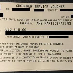 ユナイテッド航空でボランティア募集に参加してみた