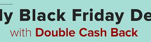 アメリカのブラックフライデーの買い物はポイントサイト経由で!