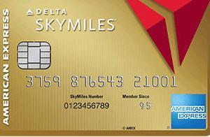 デルタ(Delta)航空のクレジットカードで夫婦で13万マイル+100ドルギフト券をもらってみた!