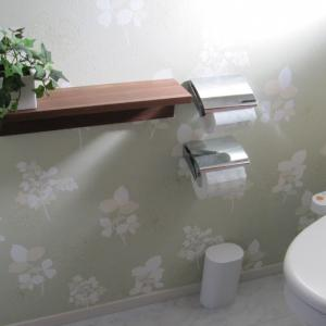 2FトイレのDIY