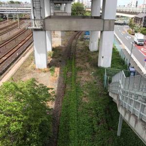 JR北王子線 廃線跡①