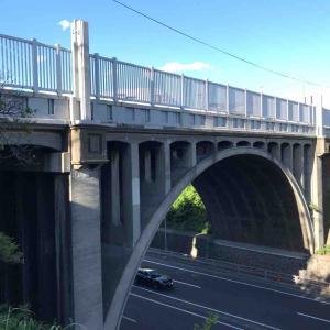 横浜市・響橋