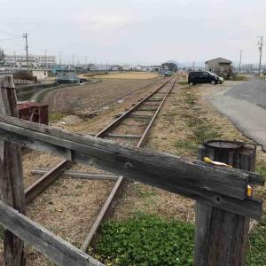 北沢産業網干鉄道 廃線跡②
