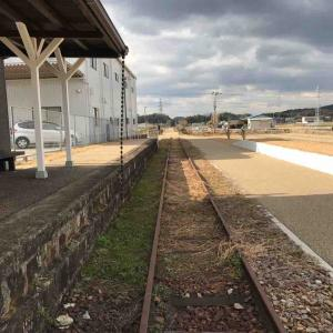 三木鉄道 廃線跡④