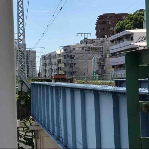 鶴見臨港鉄道 本山駅跡