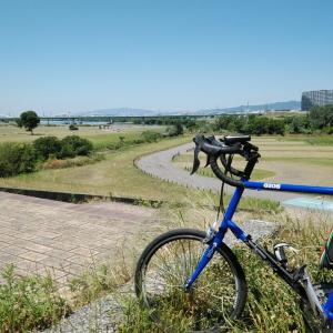 外出自粛-自粛+サイクリング