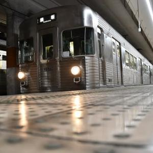 12月10日撮影 長野電鉄3500系 さよならO2編成 その2