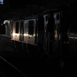 5月20日撮影 西線貨物5880レはヨ太郎2両牽引と・・