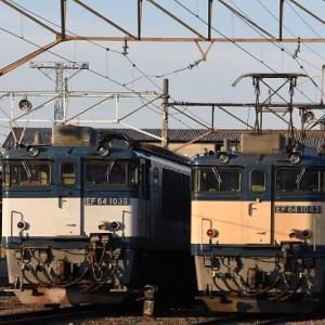 本日の撮影 篠ノ井線8467レ EF64重単を追い掛けて・・その1