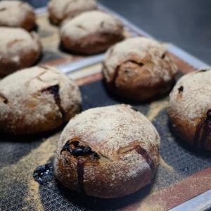 美味しいパン、たくさん作りますよ!