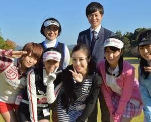 【SKE】ゼロポジションのゴルフ対決が凄すぎるwww【鈴蘭vs楽々】