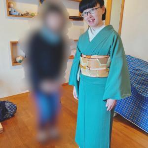 卒業式ママコーデ♡