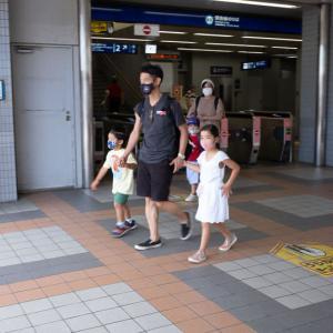 汐入駅から逸見へ(1)
