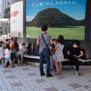 横浜駅から東神奈川(1)