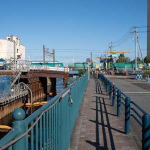横浜駅から東神奈川(8)