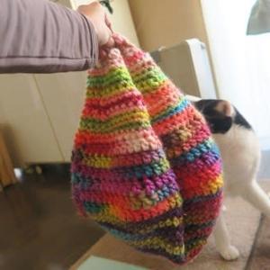 編み物のリアル