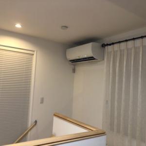 i-smart エアコン1台での全館冷房のススメ そのための行った追加工事