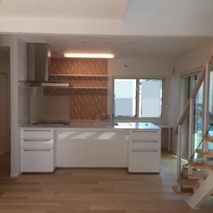 【内覧会】注文住宅の醍醐味 キッチンは自分仕様に
