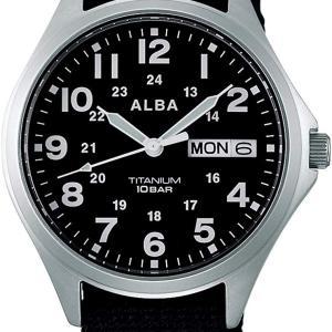 気になる時計 32(アルバ クオーツ AQPJ401~404)