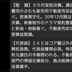 (株)KeyHolder株が爆上げ!!!