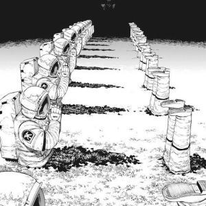 【画像】「チェンソーマン」、センスが尖りすぎて芸術の域に達する!!
