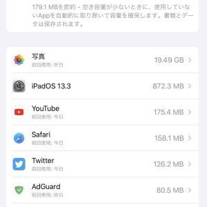 【悲報】ワイのiPad(32GB)、開封から半日で容量不足になる…