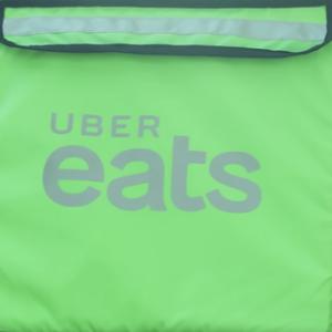 ワイ、Uber Eats配達員になることを決意する