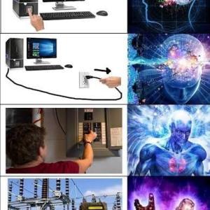 幼女「なぜパソコンの電源を切るのにスタートを押すの?」俺はハッとしたね