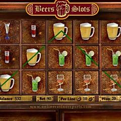Beers Slots Game