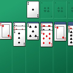 Klondike Solitaire Game