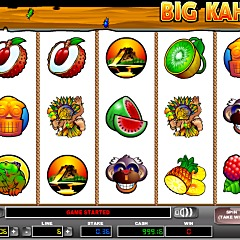 Big Kahuna Game