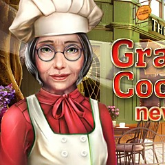 Grannys Cookbook Game