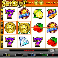 SunQuest Casino Slot Game