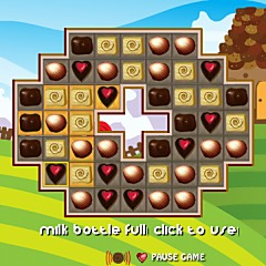 House of Chocolates Game