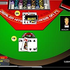 Blackjack Fever Game