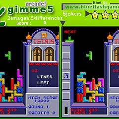 Gimme5 - Arcade Game