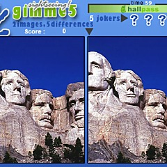 Gimme5 - Sightseeing Game