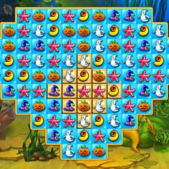 Fishdom - Spooky Splash Game