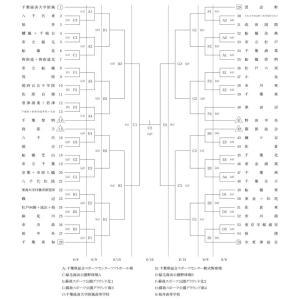 千葉県高等学校総合体育大会 IH 予選