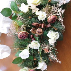 Christmas 2019 Flower Elegance カルチャーレッスン
