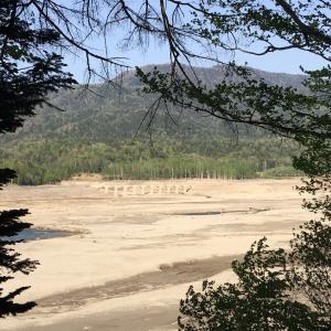 タウシュベツ橋梁・釧路湿原へ 帯広旅行